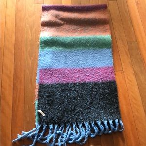 Urban Outfitters Colorful Scarf